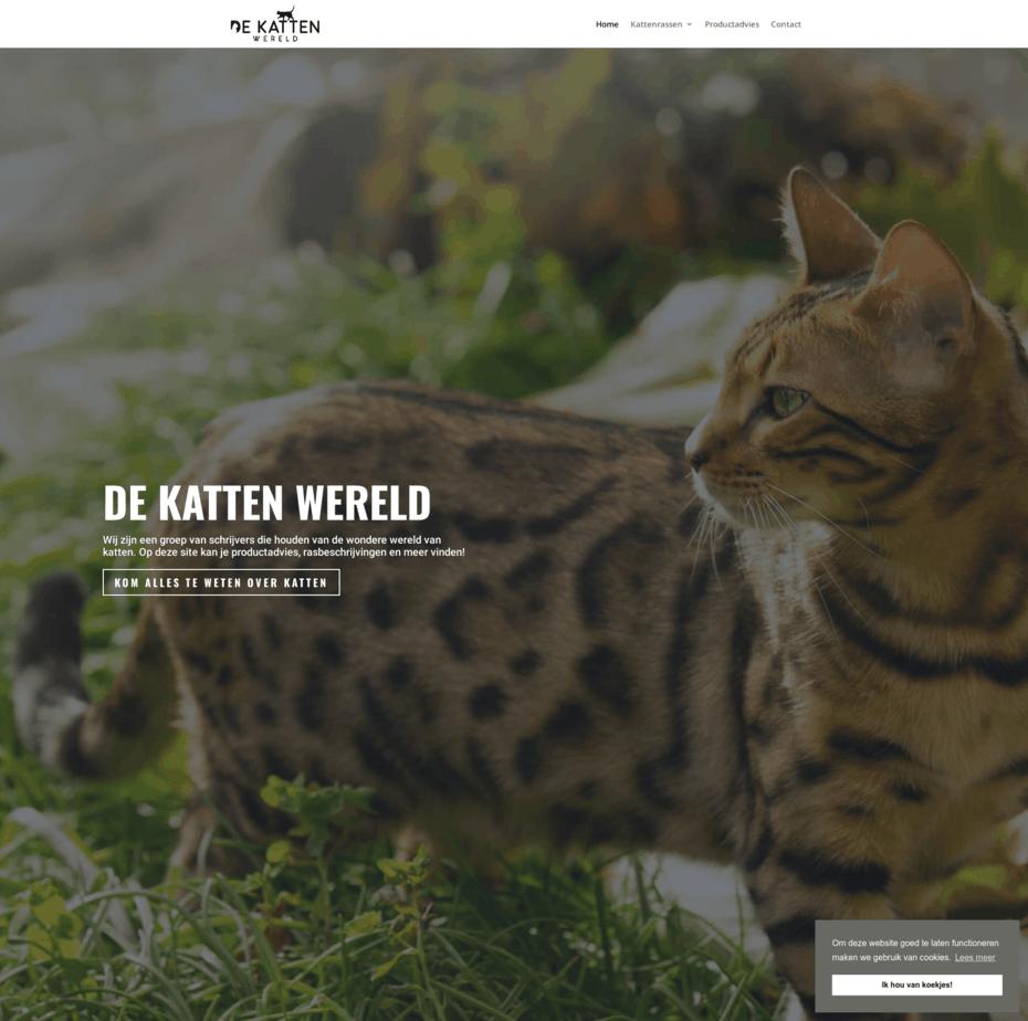 Katten Wereld