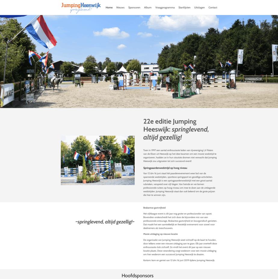 Jumping Heeswijk